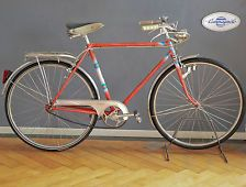 Vintage Allegro Swiss Touring Bicycle 1970's, campagnolo eroica bianchi legnano