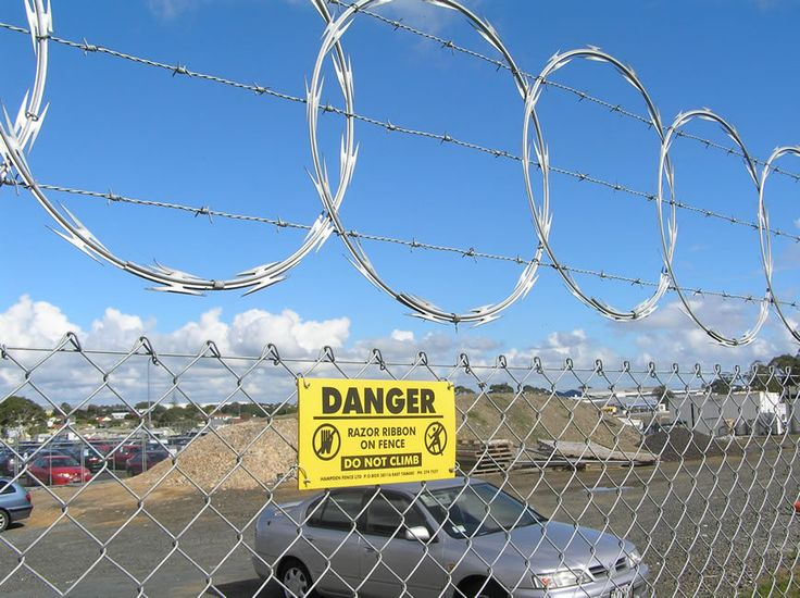 Get Gates & Fence It - Security Fencing
