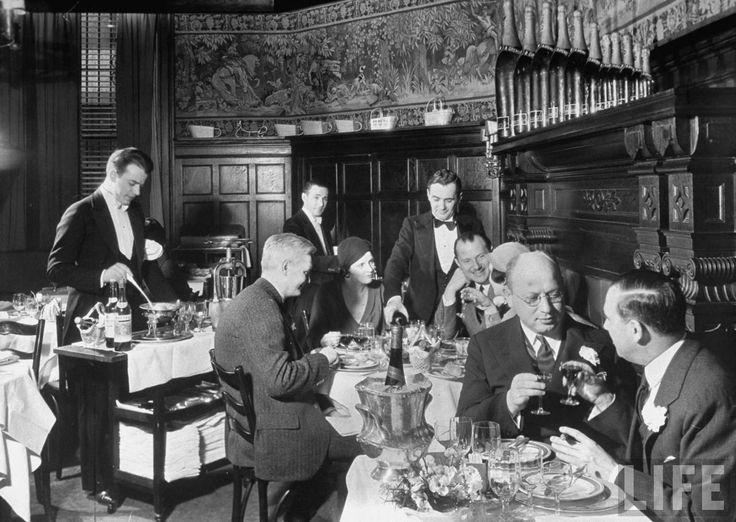 Speakeasies 1920-1933, there were estimated to be between 30,000 and 100,000 speakeasies in NYC alone during this period.