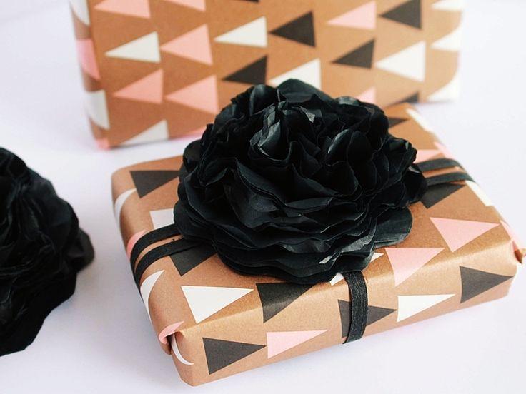 Ako si vyčarovať papierové kvety