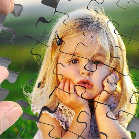 Marco de Rompecabezas Puzzles para editar fotos