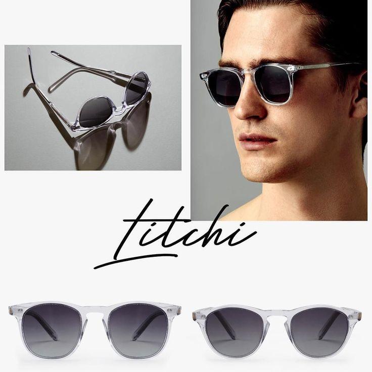 Litchi by @chimieyewear #Sunglasses Estamos apaixonados por esse modelo Litchi da @chimieyewear com armação transparente que eles enviaram de presente de natal pra gente! olha que lindo!