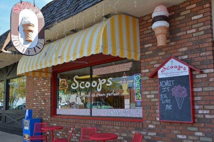 Scoops- Homemade Ice Cream in Lake Havasu City, AZ