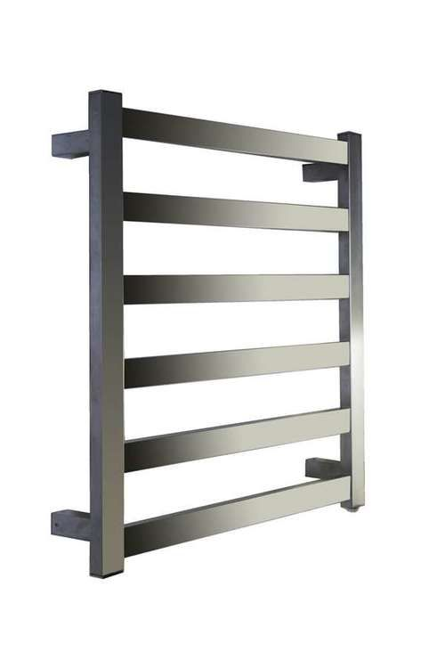 Virtu Usa Koze 132 Wall Mounted Electric Towel Warmer In Brushed Nickel