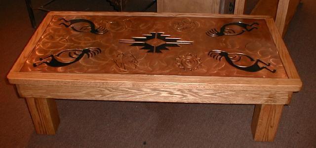 Kokolpelli Table Lamps Oak Kokopellie Coffee Table For