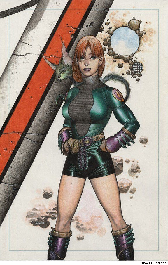 Gen 13 by Travis Charest - Best Art Ever (This Week) - 06.21.13