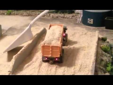 Bruder Bagger / Bruder John Deere Traktoren