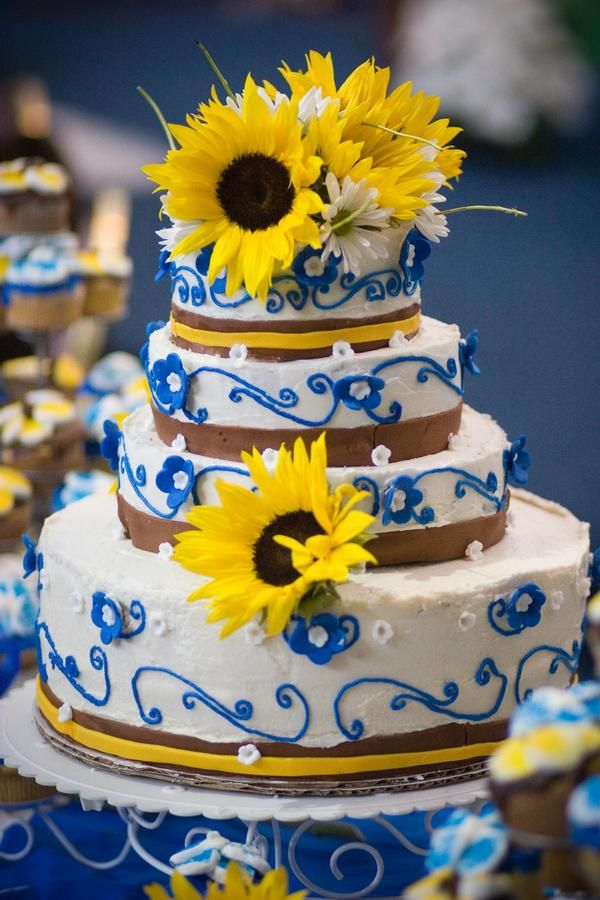 Pin By Valerie Thornewell On Sunflower Wedding Pinterest