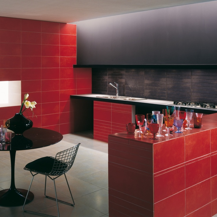 Commercial Kitchen Wall Tile: 55 Best Tile + Stone In Restaurants/Bars Images On