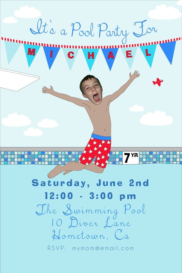 Search result of POOL PARTY - Thrift Curious George Pool Party Invitations - Chic Pool Party Invitations Cricut - Contemporary Pool Party Invitations Pinterest - Marvellous Swimming Pool Birthday Party Invitation Wording - Divine Swimming Pool Birthday Party Invitation Wording - Ultra Vintage Swimming Pool Birthday Party Invitation Wording - Amusing Pool Birthday Party Invitation Template - Mesmerizing Pool Birthday Party Wording For Invitations - Wonderous Printable Children's Swimming…