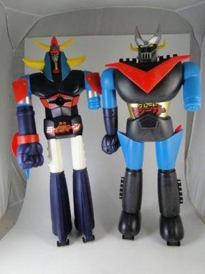 Vintage 1975 Shogun Warrior Robot Bandai Japanese