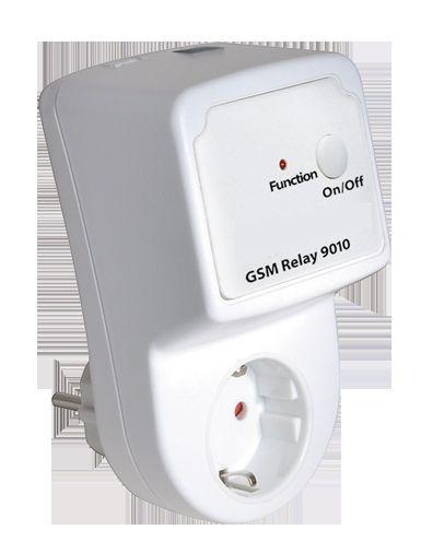 Spina GSM secondaria - Accensione riscaldamento a distanza - radiatori elettrici risparmio energetico