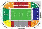#Ticket  2 Tickets FC Augsburg  FC Bayern München Block Y 29.10.2016 Bundesliga #deutschland