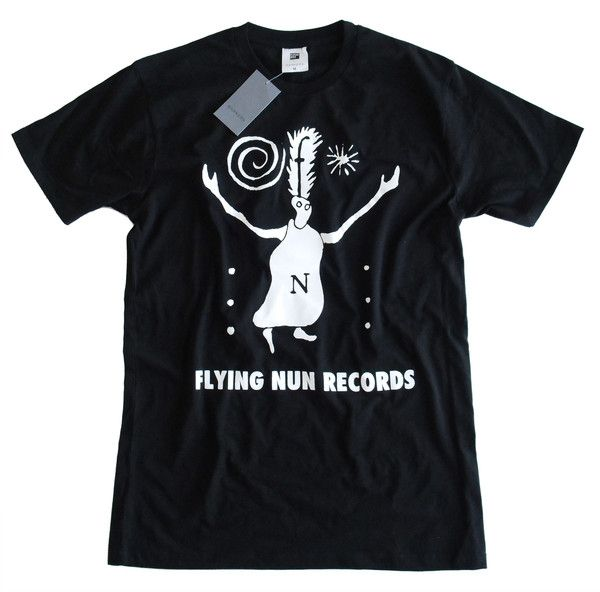 FLYING NUN - 'Fuzzy' Tee