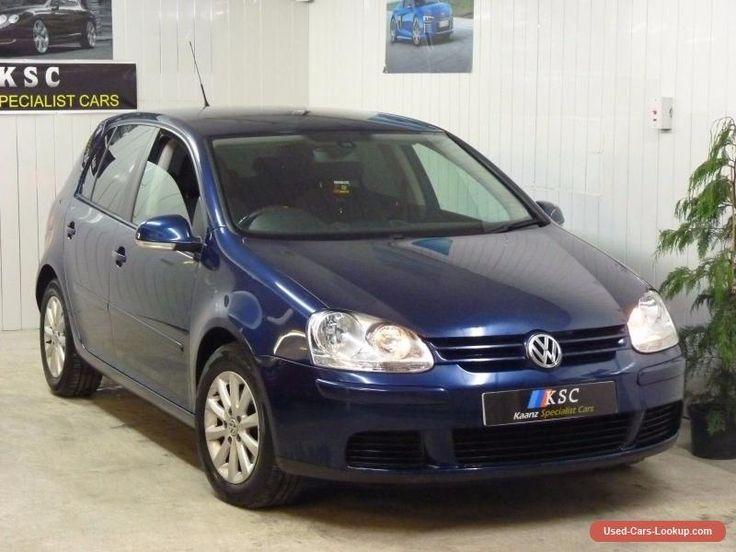 2007-VW-Volkswagen-Golf-1-9-TDI-Match-diesel-Hatchback #vwvolkswagen #golf #forsale #unitedkingdom