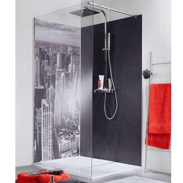 45 les meilleures images concernant idee deco sur for Lapeyre paroi de douche