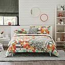 Scion Multicoloured patterned 'Axis' Oxford pillow case | Debenhams