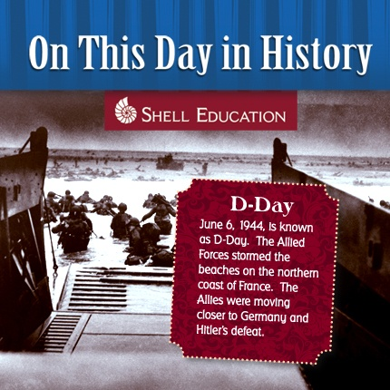 history of d day video