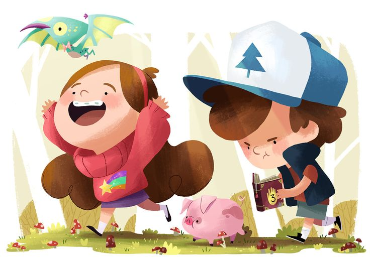 chopsticksroad:Mystery Twins!Been wanting to draw em' for a long time now, and I finally did. Art by: Teressa Ong
