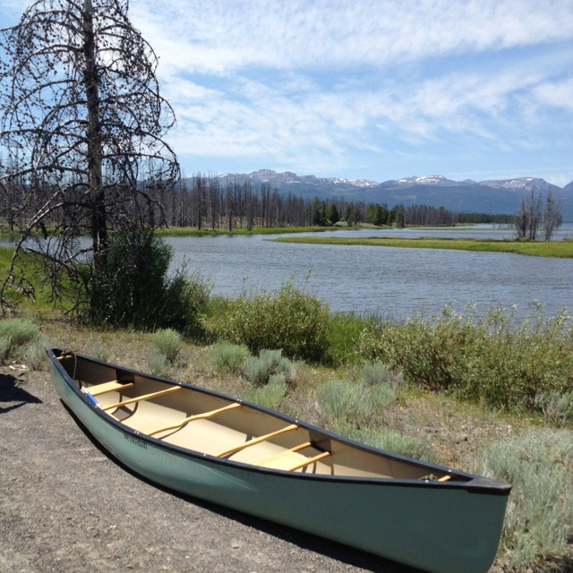 Hebgen Lake, West Yellowstone, Montana