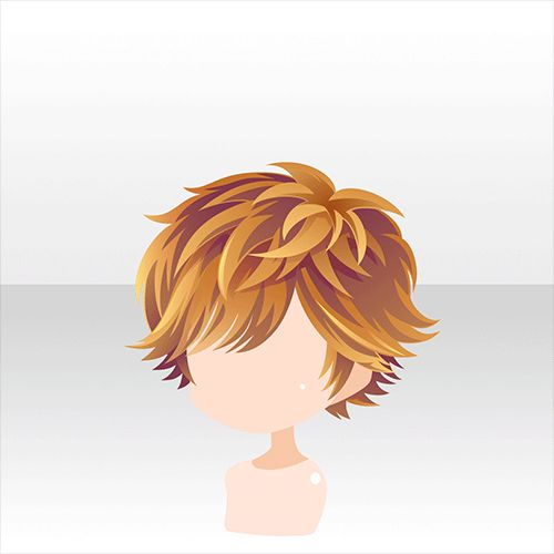 how to draw chibi boy hairstyles
