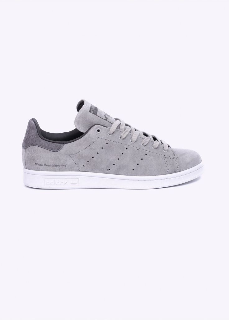 Adidas Originals Footwear x White Mountaineering Stan Smith Trainers - Onix / White