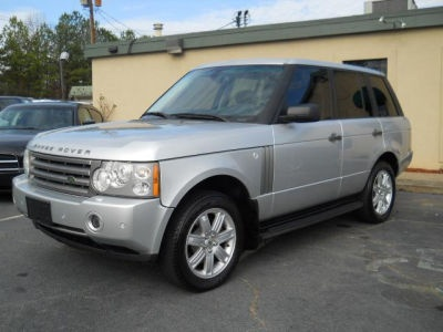 Family Car 2006 Land Rover Range Rover HSE Silver http://www.iseecars.com/used-cars/used-land-rover-range-rover-under-20000