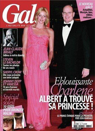 Charlene de monaco (couvertures de magazine) - Photo 68 : Album photo - m.teemix.aufeminin.com : Album photo - m.teemix.aufeminin.com -