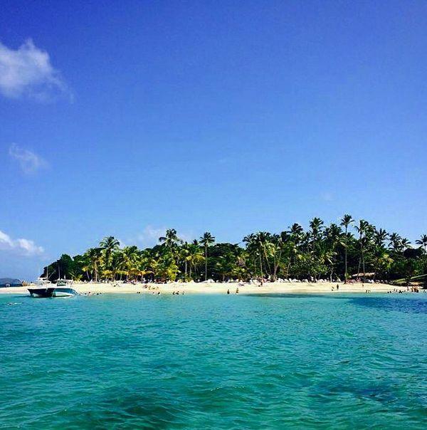Barcardi Island er vores absolutte favorit-ø! Det er slet ikke til at forstå, at denne ø findes i virkeligheden. Desuden serveres her den bedste piña colada, som jeg nogensinde har smagt! www.apollorejser.dk/rejser/nord-og-central-amerika/den-dominikanske-republik