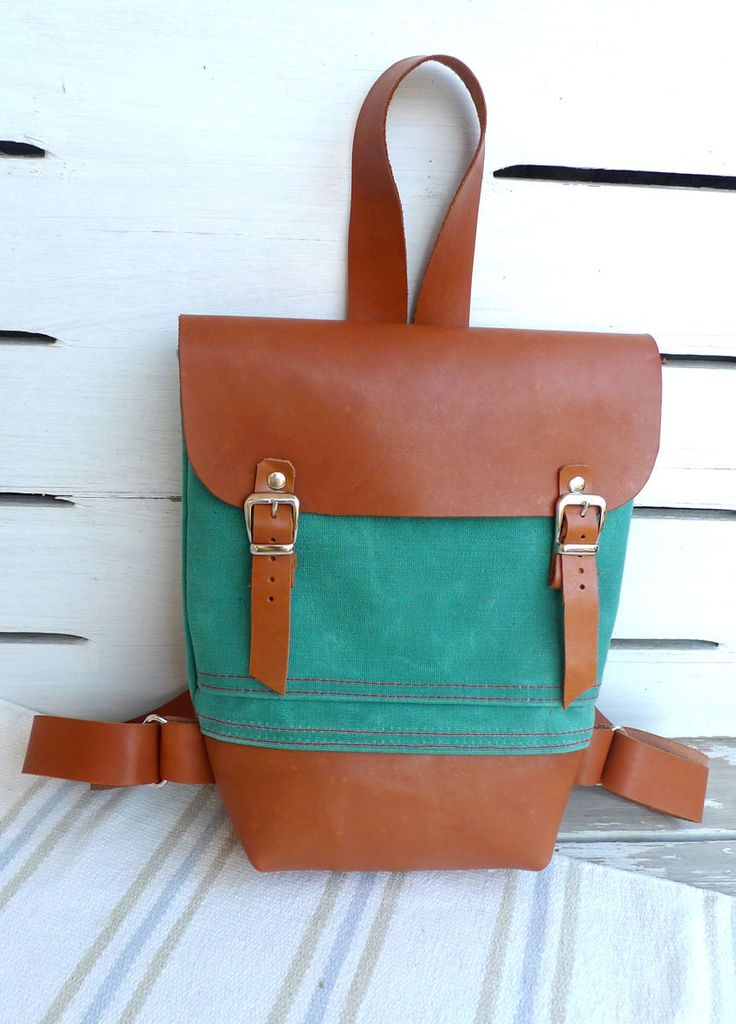 {Back To School} Cute Handmade Backpacks For Kids - So Fawned