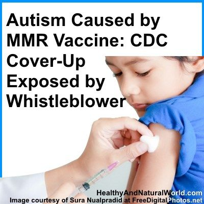Autism Caused by MMR Vaccine: CDC Cover-Up Exposed by Whistleblower