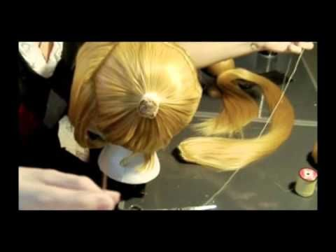 Sailor Moon Wig Tutorial! Very detailed and very helpful to those of us unsure how to style Usagi's meatball head of hair.