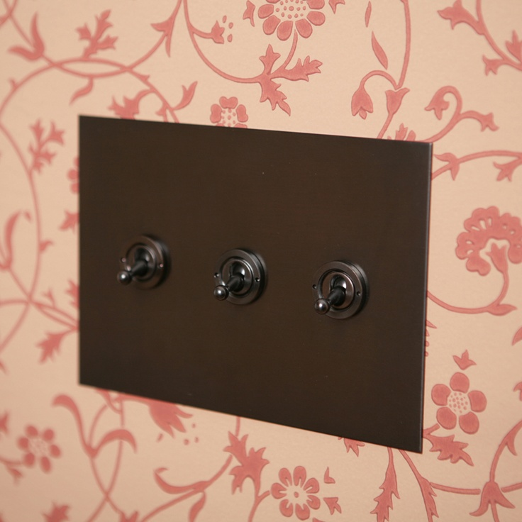 Forbes and Lomax dolly light switches