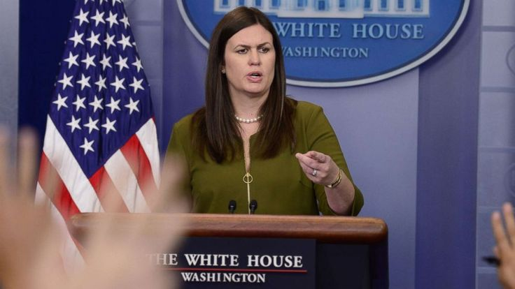 Sarah Huckabee Sanders was named White House press secretary Friday, hours after Sean Spicer resigned from the position.   The promotion for Sanders, who was previously principal deputy press secretary, was announced at the afternoon's press briefing by new White House communications... - #Huckabee, #Named, #Press, #Sanders, #Sarah, #Sean, #Secretary, #TopStories