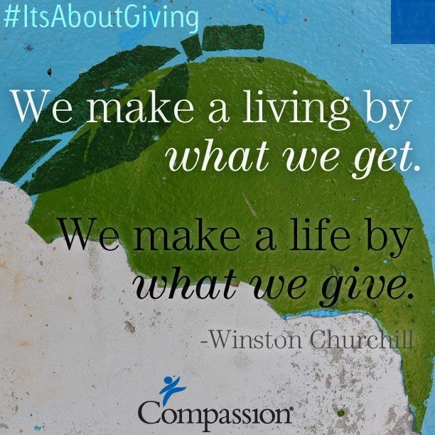 #itsaboutgiving @Compassion International International International This Christmas, bless someone in need through Compassion Christmas Catalog!