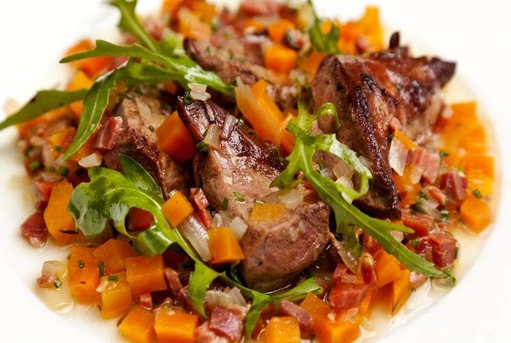 Блюда из сердца говяжьего рецепты с фото