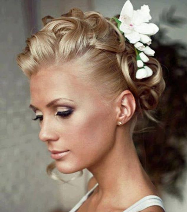 Wedding Hair Weddings Pinterest Weddings Wedding