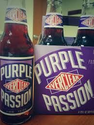 Purple Passion Drink And In The 2 Liter Bottle Like Soda