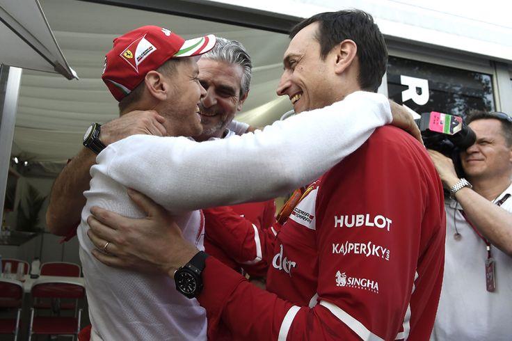 フェラーリ 「チームワークで手にした勝利」  [F1 / Formula 1]