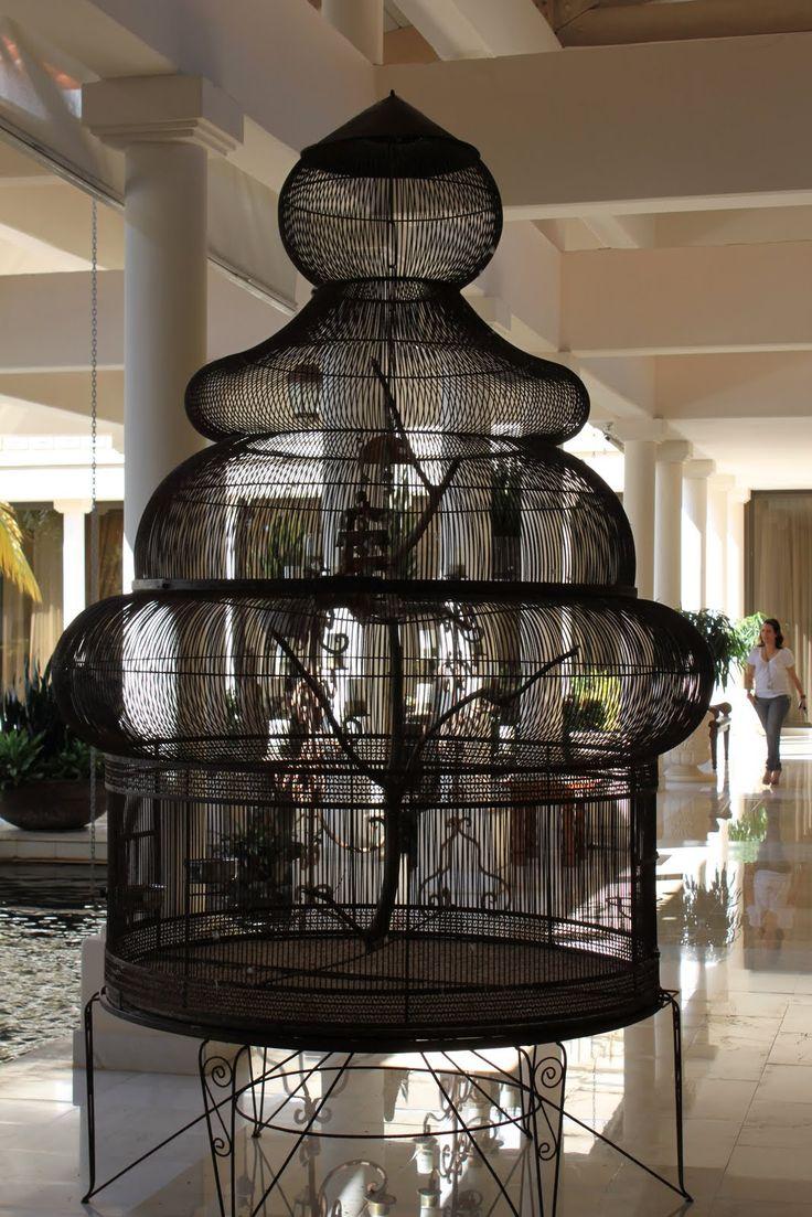 The Aviary ... lovely shape.