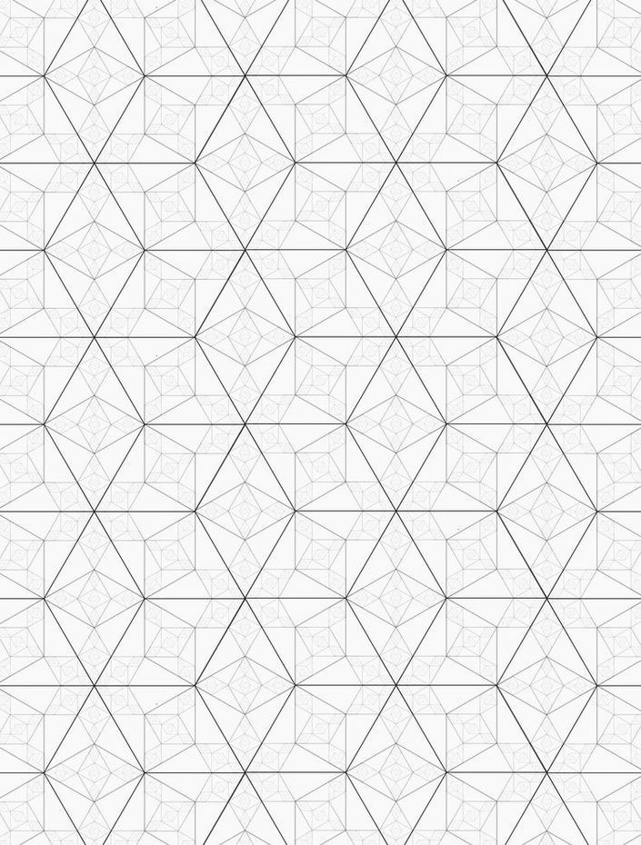 40 patterns, textures and patterns to discover - Graphic Inspiration # 14 | BlogDuWebdesign