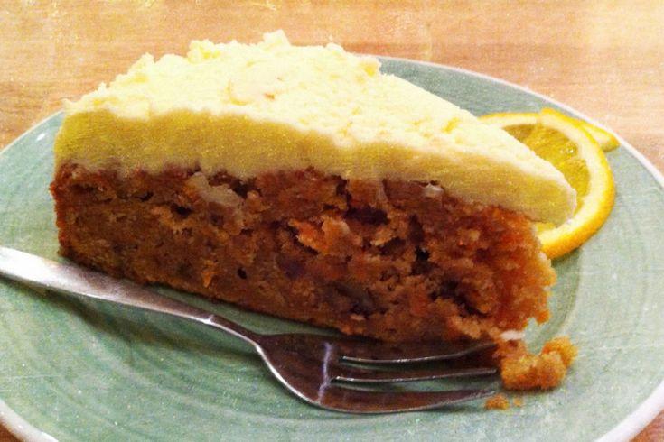 Lust je worteltjestaart?! Hét recept voor de Bagels & Beans carrot cake - Culy.nl