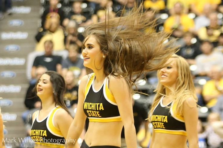 #shox #wsu #basketball #cheerleaders