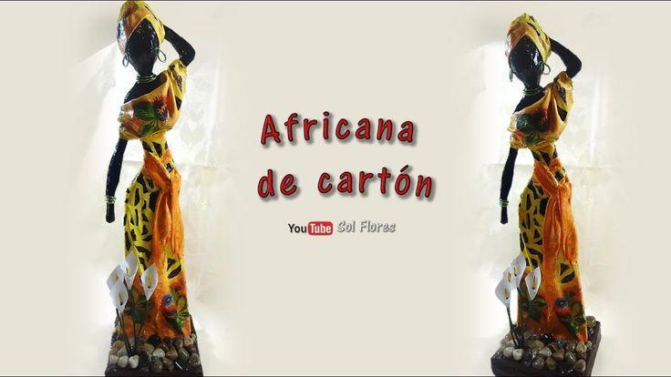 Africana de cartón - African Cardboard - YouTube