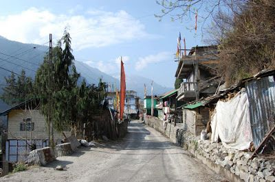 Travels and Ruminations: Sikkim - Gangtok - Yumthang Valley and Nathula Pass - 2009