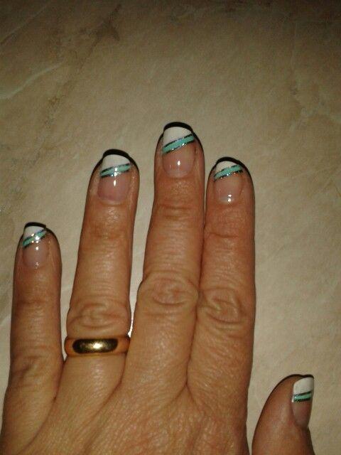 Nail art fatte a mano