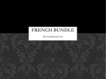 This bundle includes the following Past Conditional items at 20% of their individual prices : -Partner speaking activity with Past Conditional…