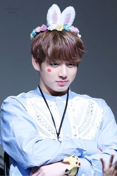 This is how Kookie looks after a single Fansign. Good job guys, well done. I'm proud to be an Army!
