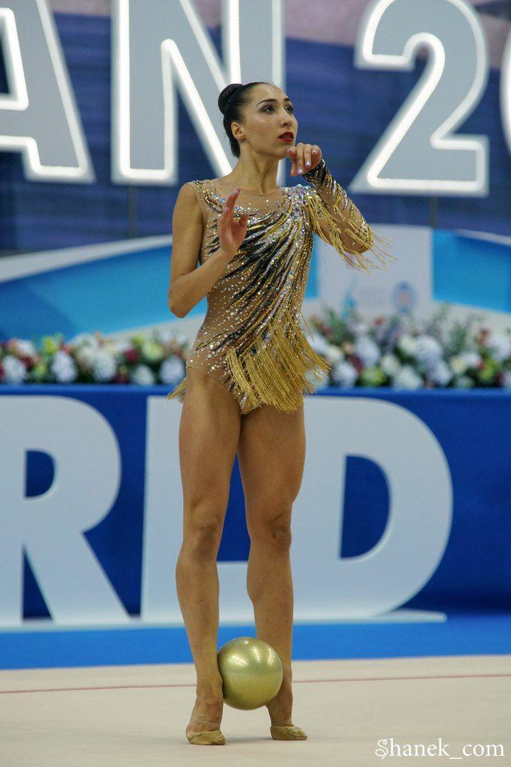 Salome Pazhava (Georgia), World Cup (Kazan) 2017