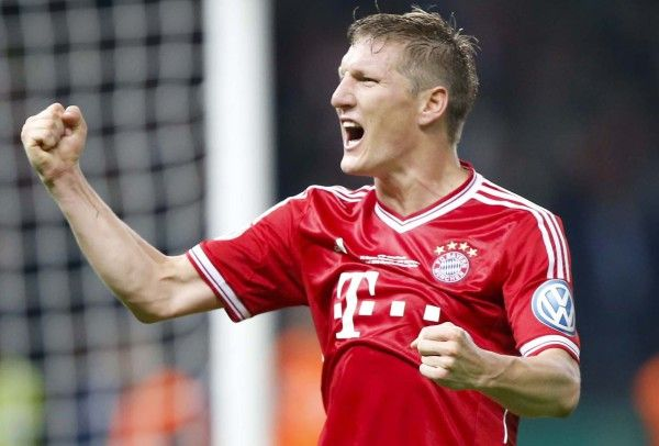 Bastian Schweinsteiger transfer to Manchester United is imminent, says report